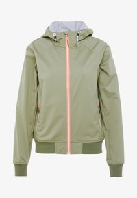 Icepeak - CARMEL - Softshell jakker - antique green - 4