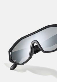 Urban Classics - SUNGLASSES LOMBOK UNISEX - Sunglasses - black/silver-coloured - 3