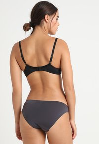 DIM - SOFT CUP SUPPORT - Triangel-BH - noir - 2