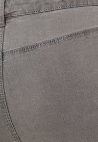 Missguided Plus - LAWLESS HIGHWAISTED SUPERSOFT - Jeans Skinny Fit - grey - 5