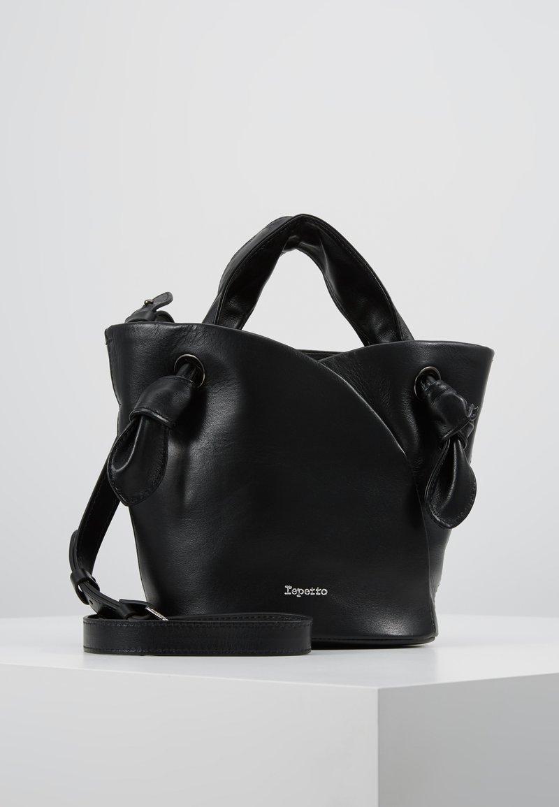 Repetto - RÉVERENCE - Handbag - noir