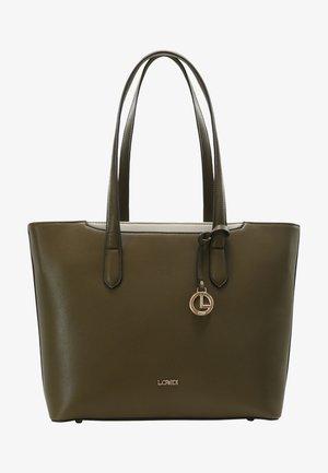 SHOPPER FEMKE - Handbag - khaki