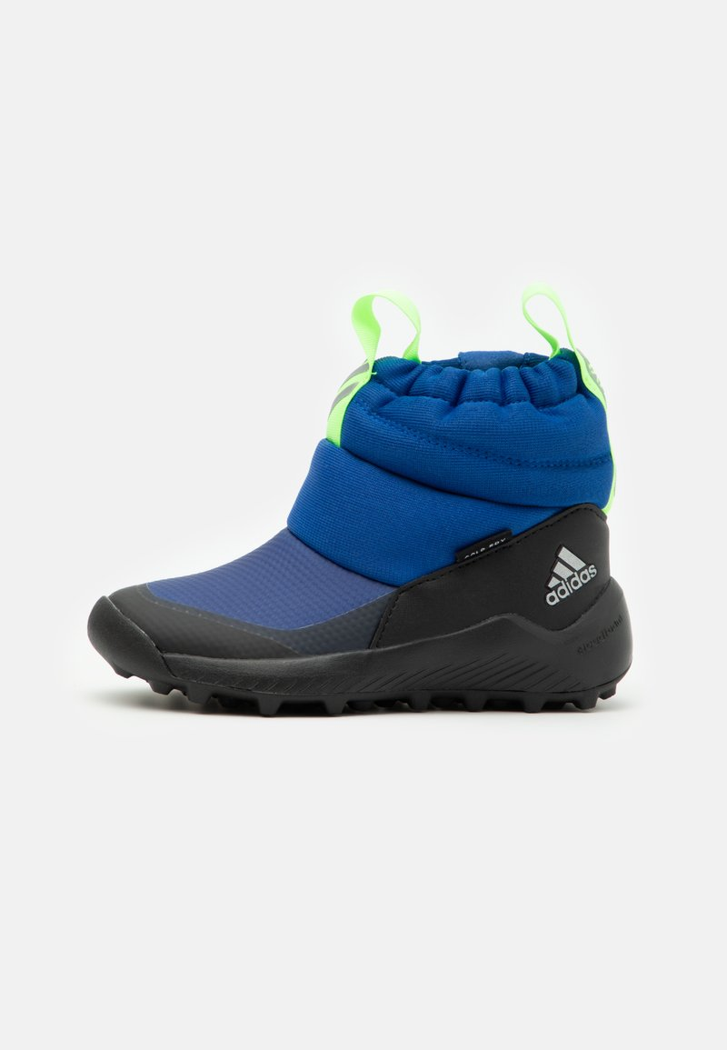 adidas Performance - ACTIVESNOW C.RDY UNISEX - Winter boots - team royal blue/reflective silver/signal green