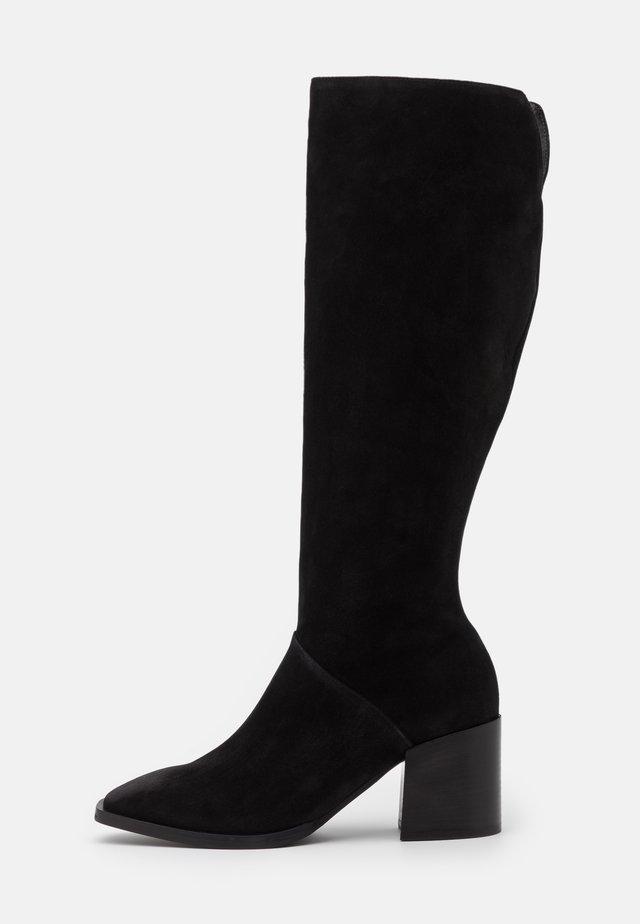 ERIN - Laarzen - schwarz