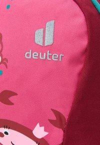 Deuter - PICO UNISEX - Rucksack - hotpink/ruby - 4