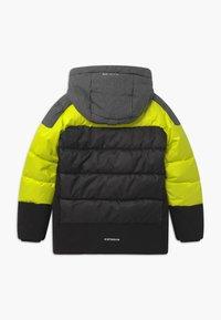 Icepeak - LOMBARD UNISEX - Snowboard jacket - green - 1