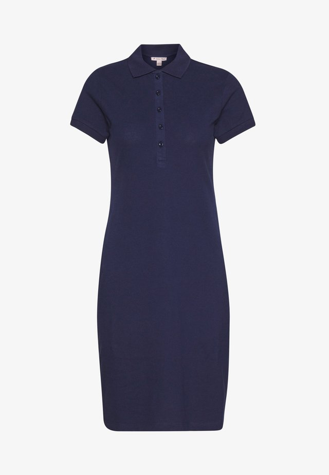Day dress - maritime blue