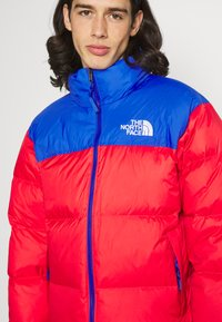 The North Face - RETRO UNISEX - Down jacket - horizon red/blue - 5