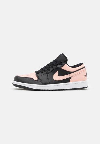 AIR 1 - Sneakers basse - black/arctic orange/white