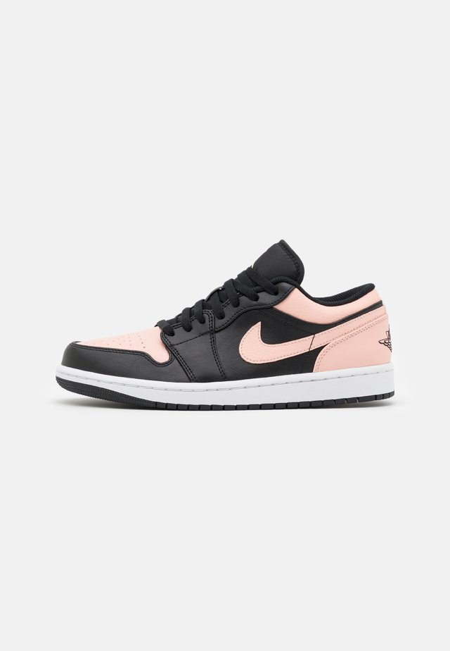 AIR 1 - Zapatillas - black/arctic orange/white