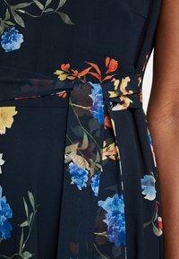 Esprit Collection - FLUENT - Cocktail dress / Party dress - navy - 6