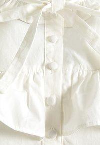 Fashion Union - YOGHURT - Blus - cream cotton - 2
