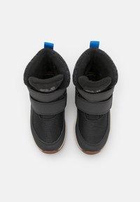 Jack Wolfskin - POLAR BEAR TEXAPORE MID UNISEX - Winter boots - phantom/blue - 3