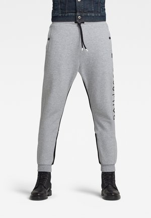 MOTO MIXED MESH - Pantalon de survêtement - grey