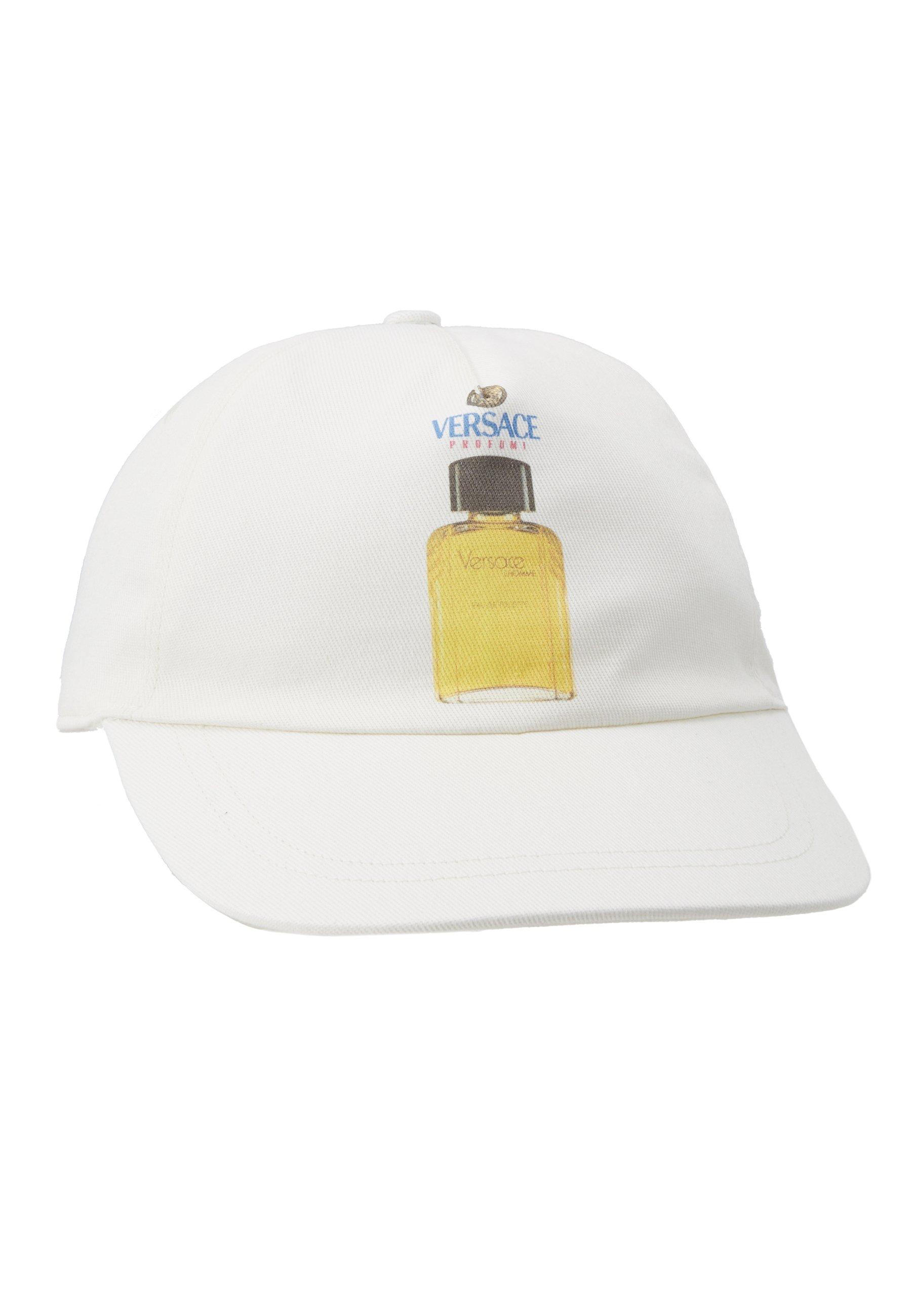 Versace Cap - bianco ottico