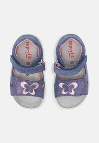 Superfit - Sandals - blau/rosa - 3