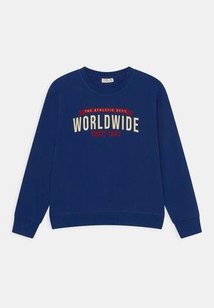 ROUND NECK - Sweater - blue depths