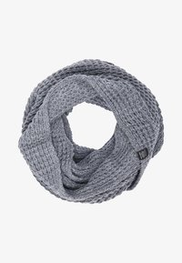 Jack & Jones - JACWAFFLE TUBE - Sjaal - grey melange - 1