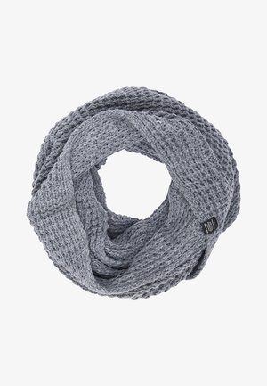 JACWAFFLE TUBE - Scaldacollo - grey melange
