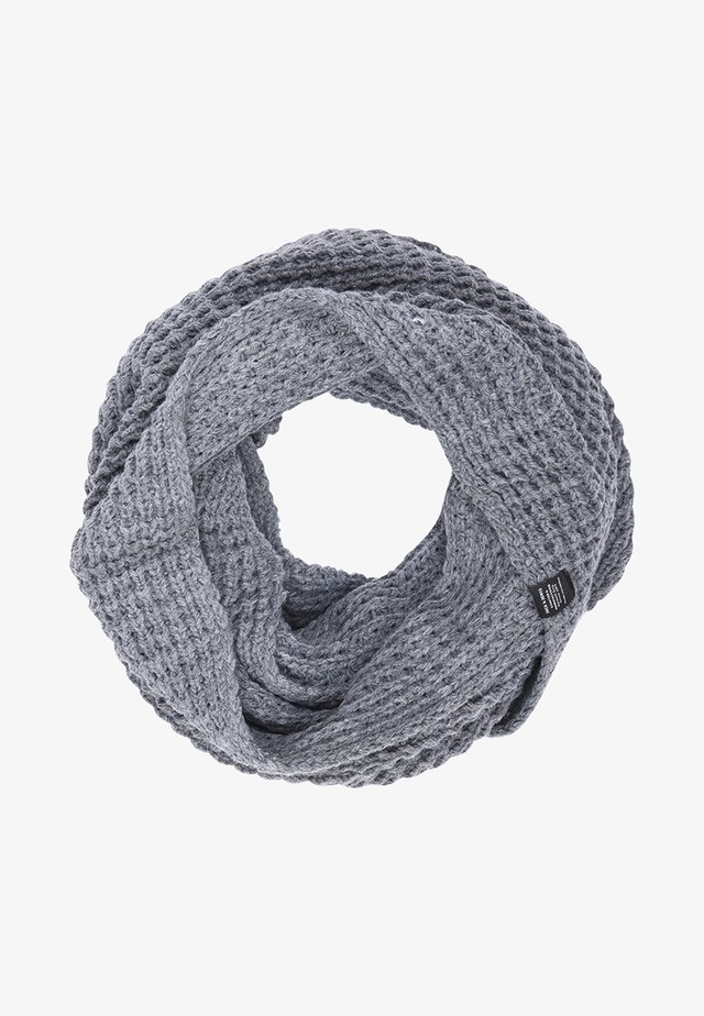 JACWAFFLE TUBE - Snood - grey melange