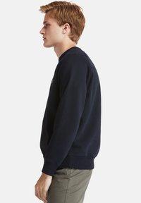 Timberland - EXETER RIVER BRUSHED BACK - Sweatshirt - black - 3