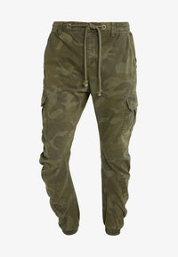 Urban Classics - Cargo trousers - olive - 5