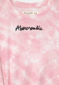 Abercrombie & Fitch - FASHION - T-shirt print - pink - 2