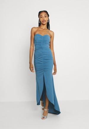 ZAHIA MAXI - Cocktail dress / Party dress - dusty blue