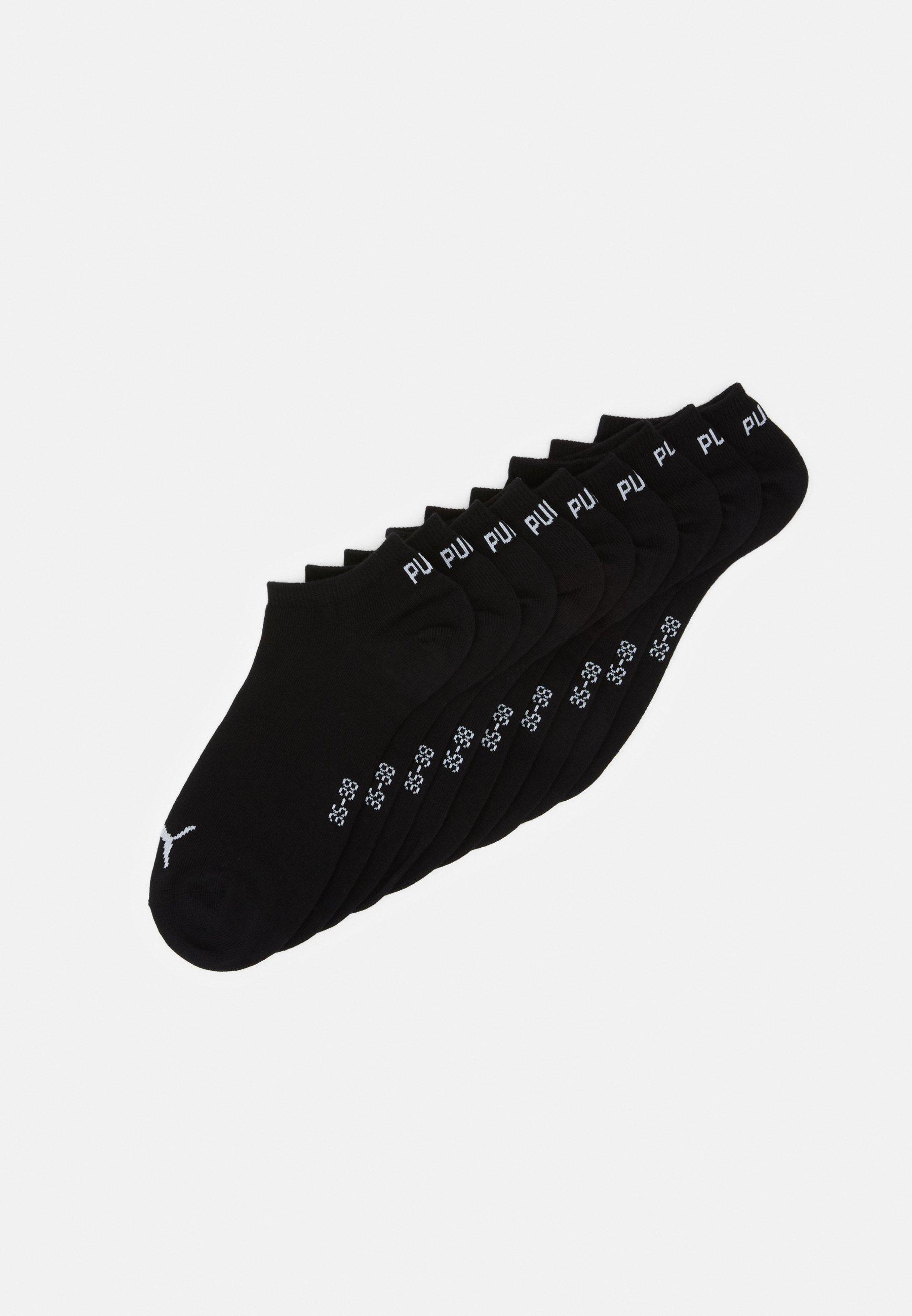 Men UNISEX SNEAKER PLAIN 9 PACK - Trainer socks