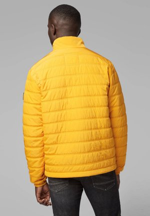 OWEST-D - Winter jacket - yellow