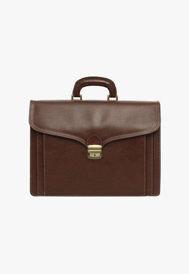 OWEN - Laptop bag - braun
