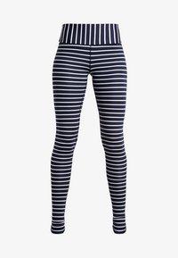 Hey Honey - LEGGINGS BARRE STRIPES - Legging - dark blue - 3