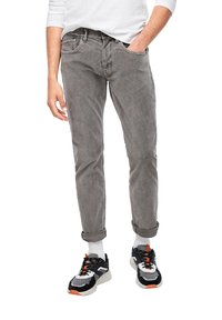 s.Oliver - Trousers - grey - 4