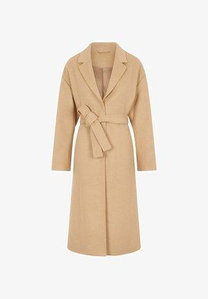 Manteau classique - sand beige