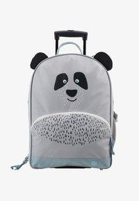 Lässig - ABOUT FRIENDS PAU PANDA - Wheeled suitcase - grey - 1