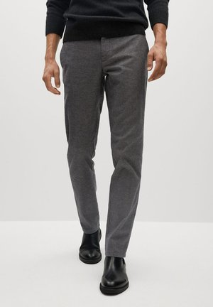 BRIST - Trousers - grijs