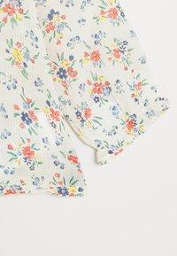 Polo Ralph Lauren - RUFFLE JUMPER SET - Day dress - indigo - 2