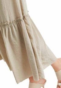 Marc Cain - A-line skirt - sand - 2