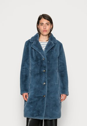 CYBER - Winter coat - denim