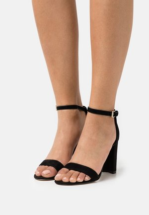 JERECLY - Sandals - black