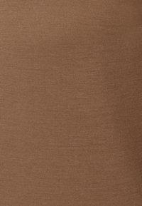 ARKET - LONGSLEEVE - Top sdlouhým rukávem - brown - 5