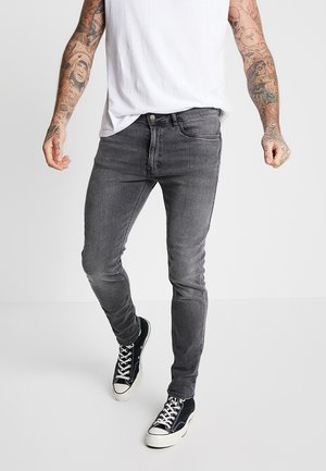 Jeans Skinny - grey denim