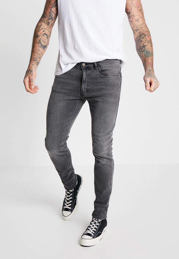 YOURTURN - Jeans Skinny Fit - grey denim