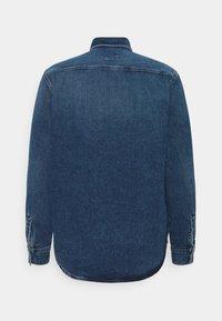 Carhartt WIP - SALINAC JAC MAITLAND - Shirt - blue mid worn wash - 1