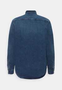 Carhartt WIP - SALINAC SHIRT JAC MAITLAND - Skjorter - blue mid worn wash - 8