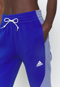 adidas Performance - PANTS - Tracksuit bottoms - bold blue - 5