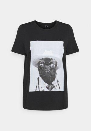 VMLIZOLLY - Print T-shirt - black