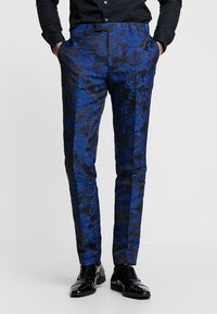 Twisted Tailor - ERSAT SUIT SLIM FIT - Completo - blue - 4