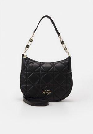JEWEL STRAP BAGS - Handtasche - black