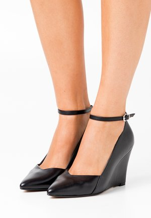 JESSIE - High heels - black